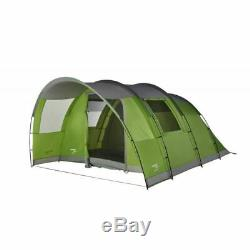 Vango Ashton 500 5 Personne Famille Week-end Groupe Camping Tunnel Tente Ts05305