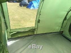 Vango Avington 500xl Tente 5 Personne Tente. Espace De Vie Extra Large