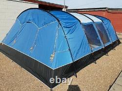 Vango Casa Grande Famille Poled Tent Demo Modèle