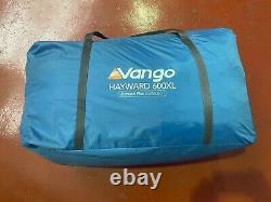 Vango Hayward 600xl 6 Man Large Family Tent (rrp £600) 372