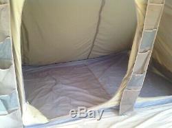 Vango Illusion Tc 800xl Grande Tente Familiale Gonflable Polycoton