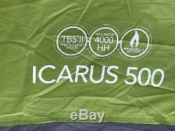 Vango Iris 500 Grande Tente Familiale 5 Personnes, Véritable Tapis Vango