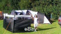 Vango Killington 400 Tente. Grand 4 Tent. Condition Excellente. A Peine Ided