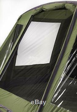 Vango Odyssey Gonflable Family Tunnel Tente Verte Airbeam 600 Epsom Nouveau Etanche