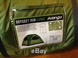 Vango Odyssey Hub Grand 2017model Tente-abri Pour Festival (comme Hogan)