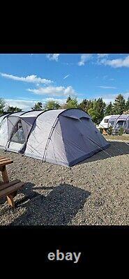 Vango Orava II 650xl Tente (2021), Tente De Grande Famille Poled, Tapis Et Empreinte