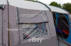 Vango Purbeck Tente, VIVID Gris, Taille 600 / X-large
