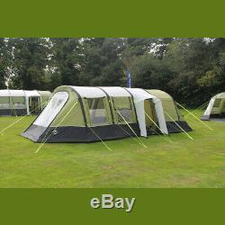 Vers Le Haut 1x Tente Gonflable Pour Tunnel Bert, 6 Personnes, Sunncamp Epic 600 Air