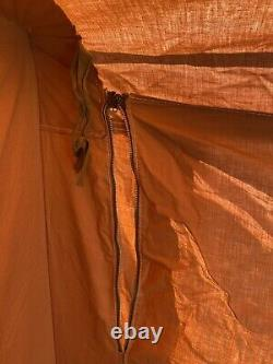 Vintage Des Années 1950 Grande Toile Américaine Vagabond Tente De Camping 6 Homme Événement Espace Hutte