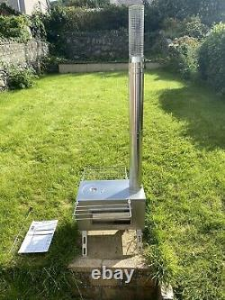 Winnerwell Nomad Voir Bois Camping Poêle Taille L