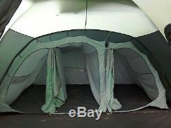 Wynnster 6 Tente De Couchette Très Grande Tente Familiale