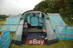 Wynnster Antares 9xp 9 Personne / Homme Famille Tente De Camping Grand Auvent